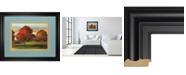 "Classy Art Tress in Motion by Alison Pearce Framed Print Wall Art, 34"" x 40"""