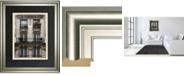 "Classy Art Balcon Parisien II by Tony Koukos Framed Print Wall Art, 34"" x 40"""