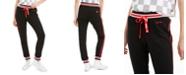 Dickies Juniors' Striped Graphic Jogger Pants