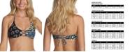 Raisins Juniors' Mallorca Printed Costa Strappy Bikini Top
