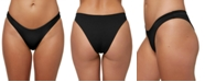 O'Neill Juniors' Salt Water High-Leg Bikini Bottoms