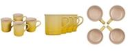 Le Creuset Set of 4 Stoneware Mugs