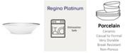 """Noritake Regina Platinum Fruit Bowl, 5-1/2"""", 15 Oz."""