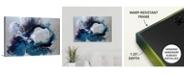 "GreatBigCanvas 'Cerulean waters' Canvas Wall Art, 30"" x 20"""