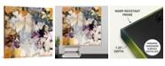 """GreatBigCanvas 16 in. x 16 in. """"Orchid Pattern"""" by  Jodi Maas Canvas Wall Art"""