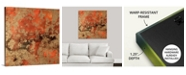 "GreatBigCanvas 36 in. x 36 in. ""Bhutan Silk I"" by  Jodi Maas Canvas Wall Art"