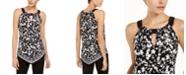 INC International Concepts INC Handkerchief-Hem Halter Top, Created for Macy's