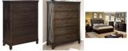 Furniture of America Trinna 5-Drawer Chest