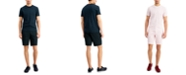 A X Armani Exchange Armani Exchange Men's Monogram T-Shirt & Shorts