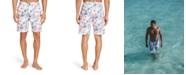"""Brooklyn Brigade Men's Standard-Fit 9"""" Jellyfish Board Shorts"""