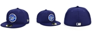 New Era Men's Milwaukee Brewers Circle Fade 59FIFTY-FITTED Cap