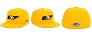 Lids Authentic NHL Headwear Nashville Predators Hometown Fitted Cap