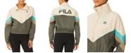 Fila Chiaki Colorblocked Half-Zip Jacket