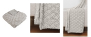 "THRO Dakota Faux Fur Decorative 60"" X 50"""