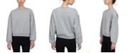 Lucy Paris Imitation-Pearl-Embellished Sweatshirt