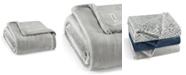 ED Ellen Degeneres Solid Ultra Soft Plush Twin Blanket