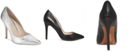 CHARLES by Charles David Pact Leather Pumps