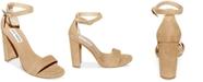 Steve Madden Women's Carrson Ankle-Strap Sandals