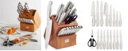 Chicago Cutlery Insignia Cafe 18-Pc. Cutlery Set, Created for Macy's