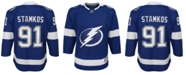 Authentic NHL Apparel Steven Stamkos Tampa Bay Lightning Premier Player Jersey, Big Boys (8-20)