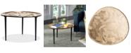Safavieh Hera Oval Side Table