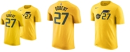 Nike Men's Rudy Gobert Utah Jazz Statement Player T-Shirt