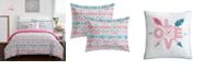 Chic Home Malina 4 Pc Full Duvet Cover Set