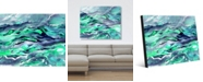 "Creative Gallery Aurodos Beta Abstract 24"" x 36"" Acrylic Wall Art Print"