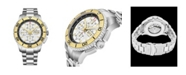 Stuhrling Alexander Watch A420-03, Stainless Steel Case on Link Bracelet