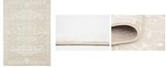 Bridgeport Home Marshall Mar4 Snow White 7' x 10' Area Rug