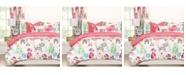 Crayola Purrty Cat 6 Piece Queen Luxury Duvet Set