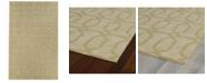"Kaleen Imprints Modern IPM03-28 Yellow 9'6"" x 13'6"" Area Rug"