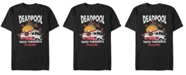 Marvel Men's Deadpool Taco Tuesday Short Sleeve T-Shirt