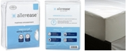 AllerEase Waterproof Allergy Protection Zippered Full Mattress Protector