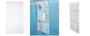 Kenney 6-Pocket Hanging Mesh Shower Organization Caddy