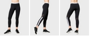 Yvette Woman's Tummy Control High-Waist Sports Leggings for Intensive Running Gym Workout - Shift Series