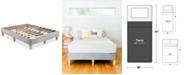 Leesa Platform Bed- Twin