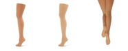 Capezio Hold and Stretch Footed Tight