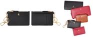 Lauren Ralph Lauren Leather Zip Card Case