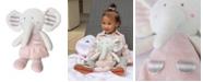 Living Textiles Knitted Plush Toy - Amelia Elephant