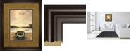 "Classy Art Renew by Bonnie Mohr Framed Print Wall Art - 34"" x 40"""