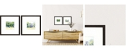 """Paragon Picture Gallery Paragon Petite Bella Framed Wall Art Set of 2, 18"""" x 18"""""""