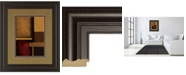 "Classy Art Gateways I by Patrick St. Germain Framed Print Wall Art, 34"" x 40"""