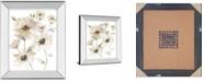 "Classy Art Translucent Garden I by Nan Mirror Framed Print Wall Art, 22"" x 26"""