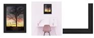 "Trendy Decor 4U Passion By Trendy Decor4U, Printed Wall Art, Ready to hang, Black Frame, 14"" x 10"""