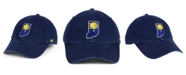 '47 Brand Indiana Pacers CLEAN UP Strapback Cap