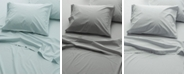 Welhome The Super Soft Washed Cotton Breathable King Sheet Set