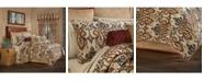 J Queen New York J Queen Tucson California King 4 Piece Comforter Set
