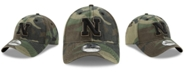 New Era Nebraska Cornhuskers Woodland Classic Twill 9TWENTY Strapback Cap