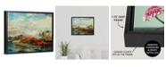 """GreatBigCanvas 20 in. x 16 in. """"A Different Light"""" by  Jodi Maas Canvas Wall Art"""
